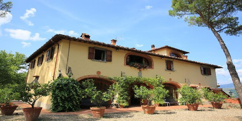 Bed and Breakfast B&B VILLA FRANCESCA di RIGNANO SULL'ARNO(FI)