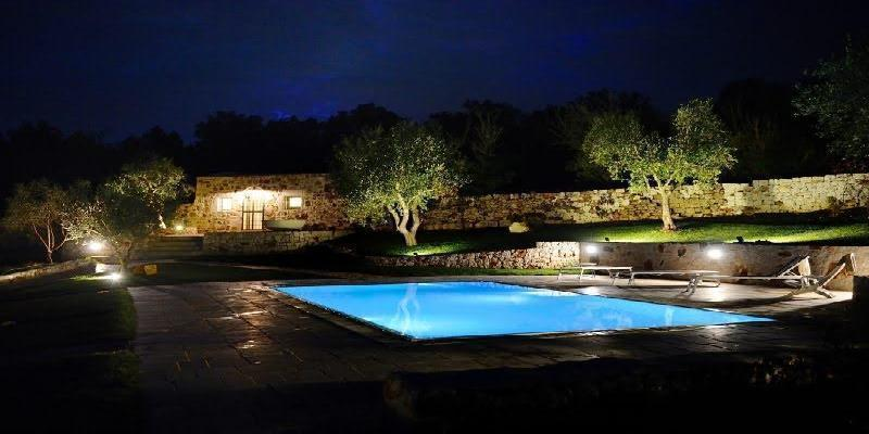 La struttura: Bed and Breakfast PiGreco Trullo di Charme - Boutique