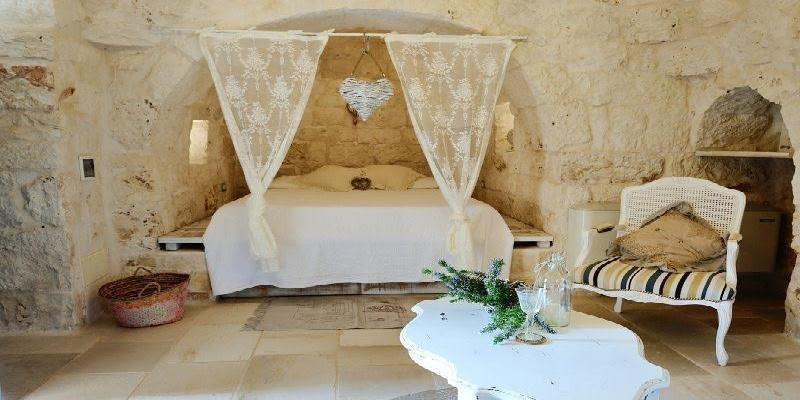 Interno Bed and Breakfast PiGreco Trullo di Charme - Boutique