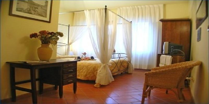 La Camera: Bed and Breakfast antica posta