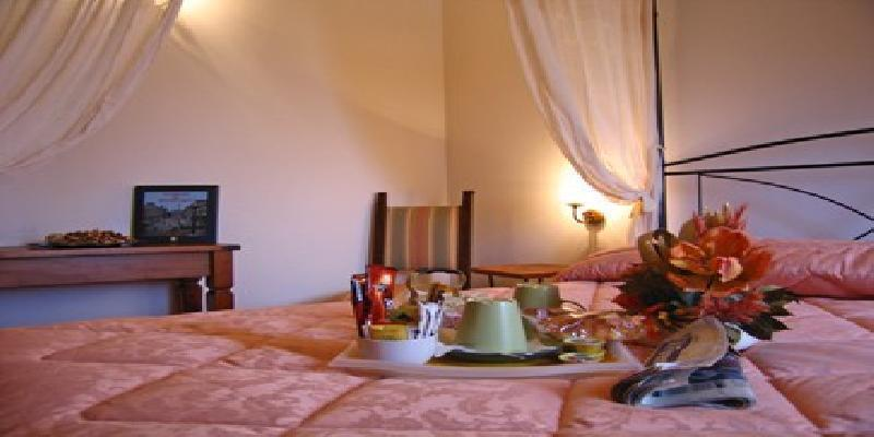 Il Bagno: Bed and Breakfast antica posta