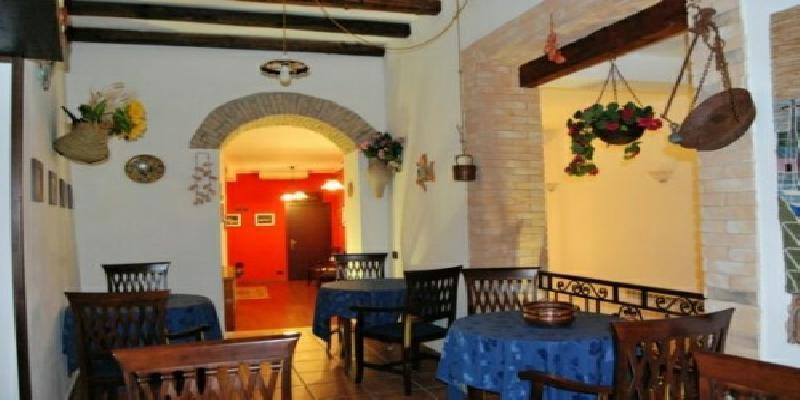 La struttura: Bed and Breakfast B&B Le Cinque Novelle