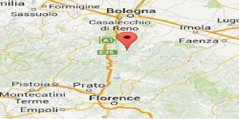 Il Bagno: Bed and Breakfast Antica Frontiera